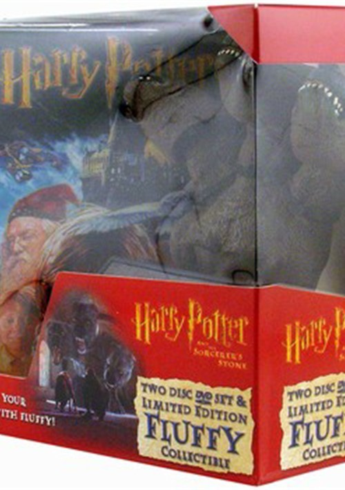Harry Potter And The Sorcerers Stone (with Fluffy Collectible)