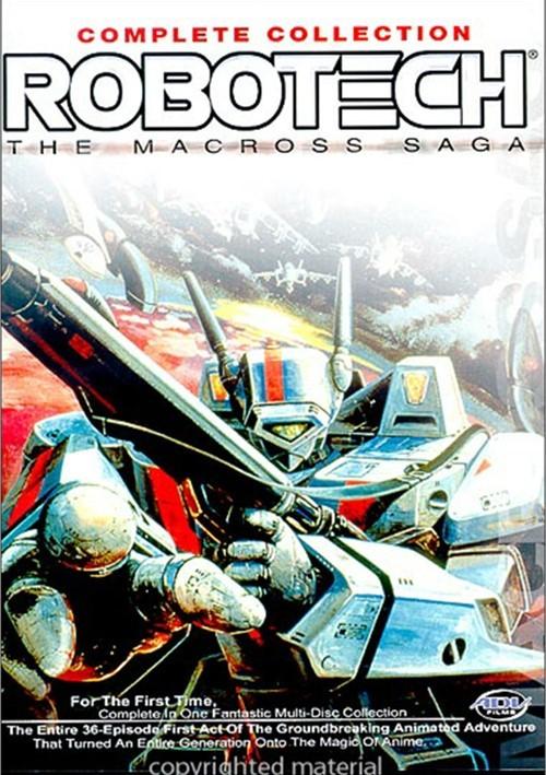 Robotech: The Macross Saga - Complete Collection