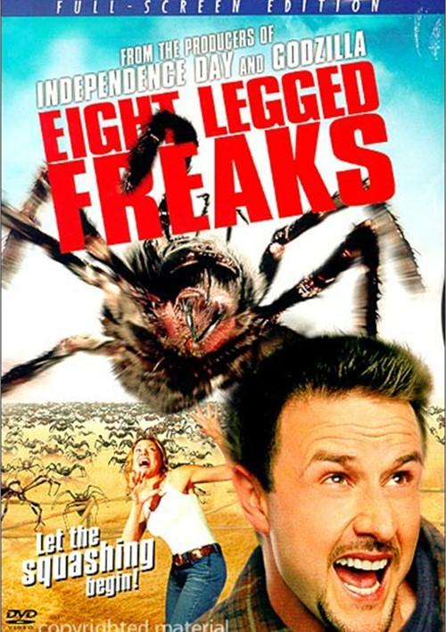 Eight Legged Freaks (Fullscreen)