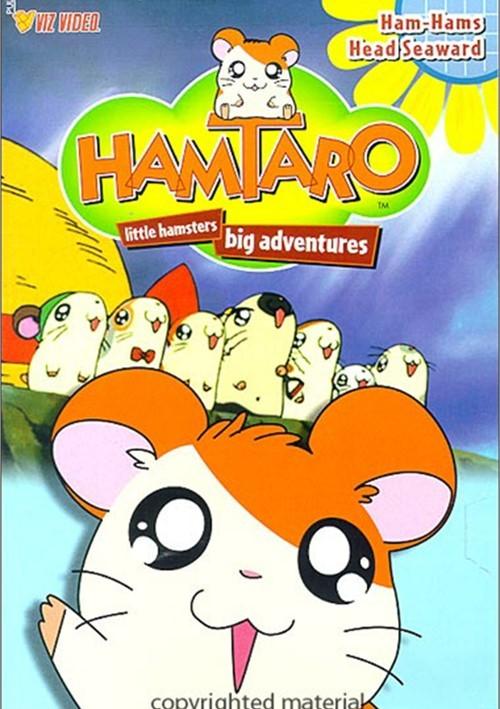 Hamtaro: Volume 2 - Ham-Hams Head Seaward