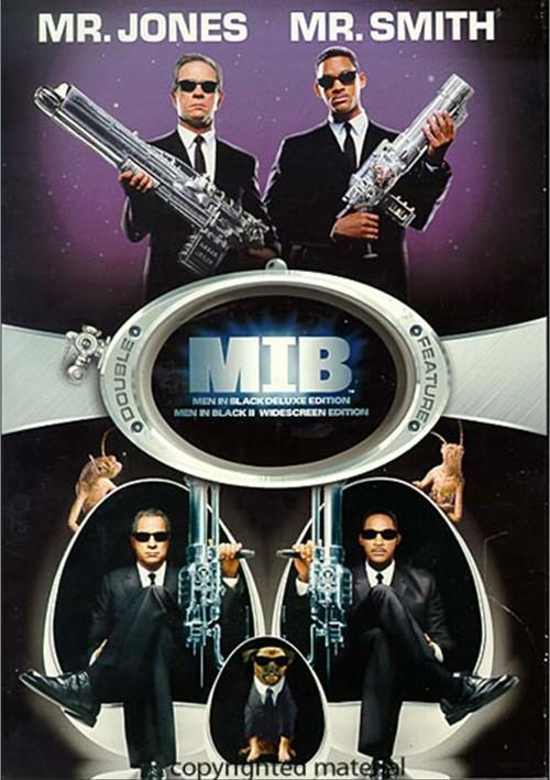 Men In Black: Deluxe Edition/ Men In Black II: Special Edition (2-Pack)