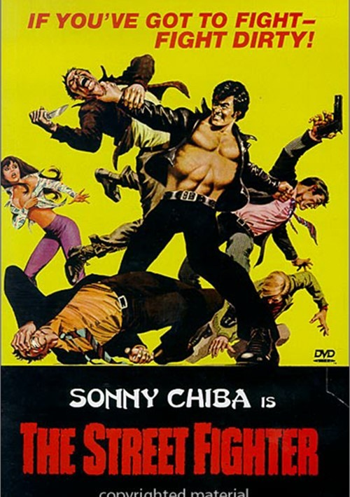 Sonny Chiba: The Street Fighter