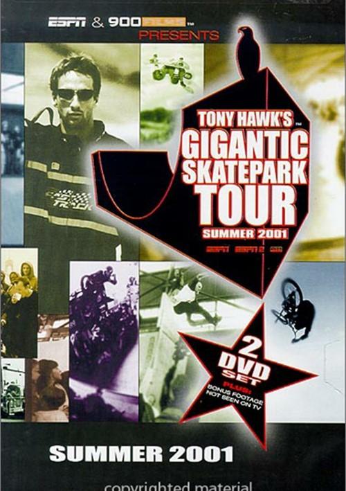 Tony Hawk: Gigantic Skatepark Tour - Summer 2001