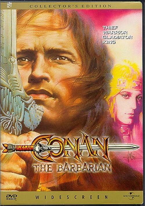 Conan The Barbarian: Collectors Edition