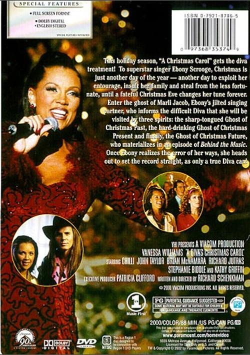 Diva 39 s christmas carol a dvd 2000 dvd empire for Diva 2000