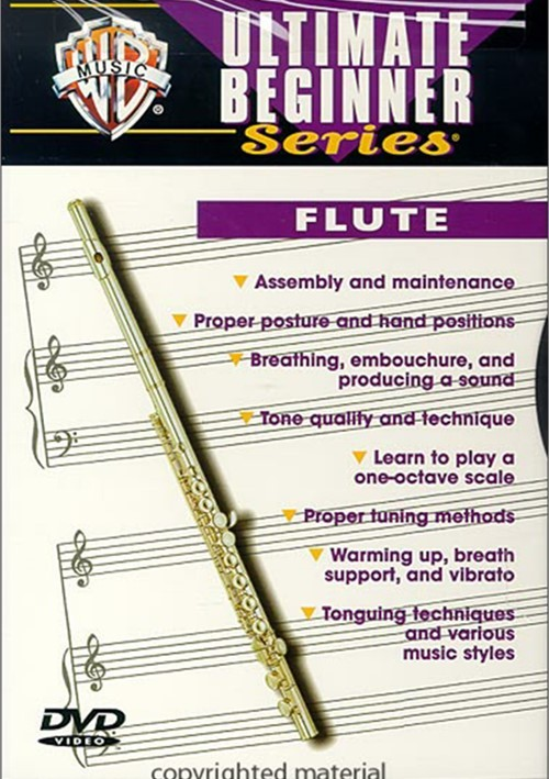 Ultimate Beginner Series, The: Flute