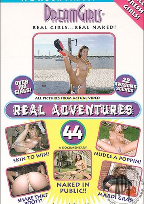 Dream Girls: Real Adventures 44