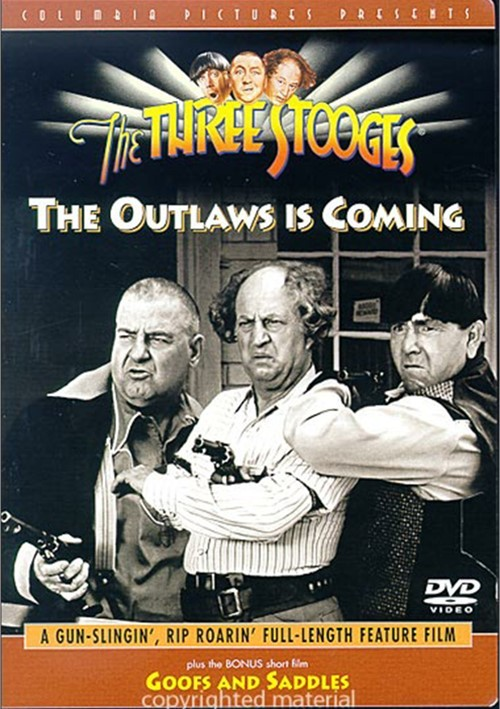 Three Stooges, The: The Outlaws Is Coming