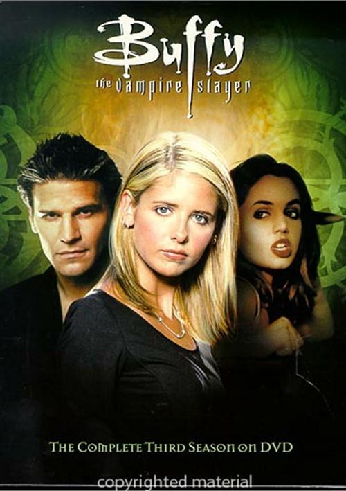 Buffy The Vampire Slayer: Season Three