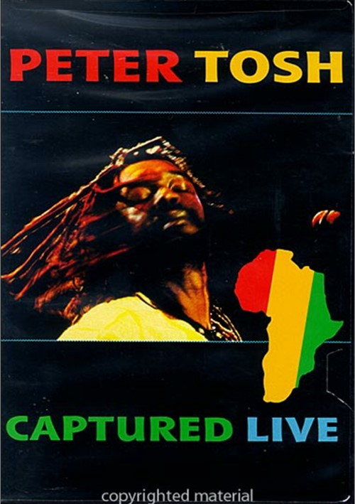 Peter Tosh: Captured Live