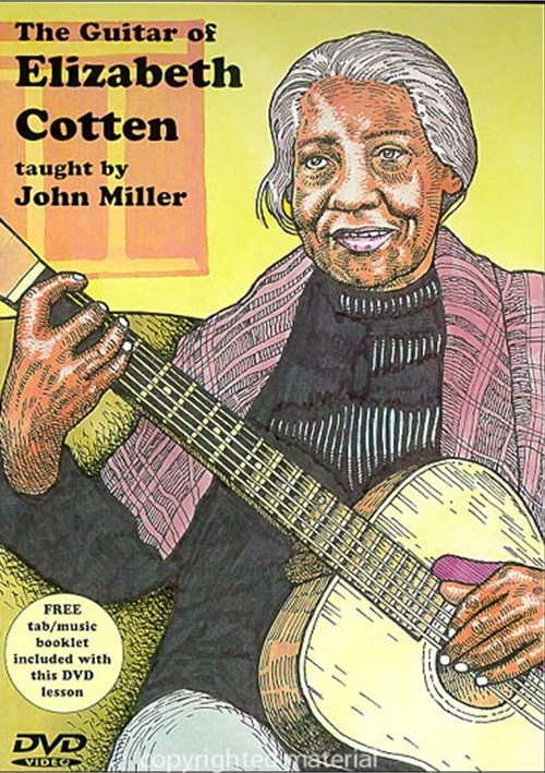 Guitar of Elizabeth Cotten taught by John Miller (Guitar Workshop)