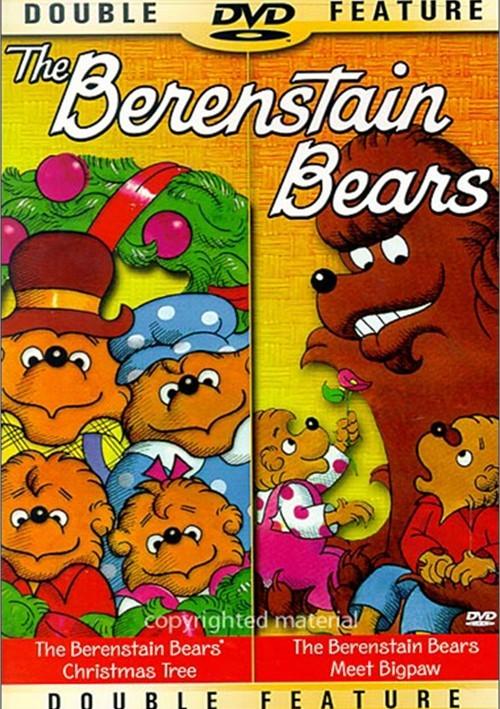 Berenstain Bears, The: Christmas Tree/ Meet Bigpaw (DVD ... Brother Bear Dvd Menu