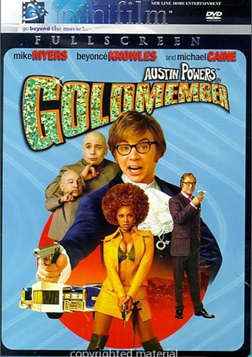 Austin Powers In Goldmember (Fullscreen)