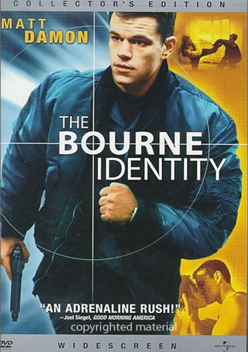 Bourne Identity, The (Widescreen)