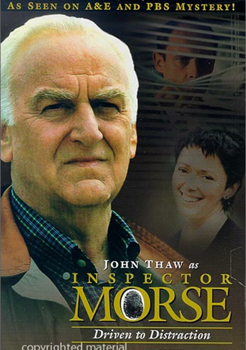 Inspector Morse: Driven To Distraction