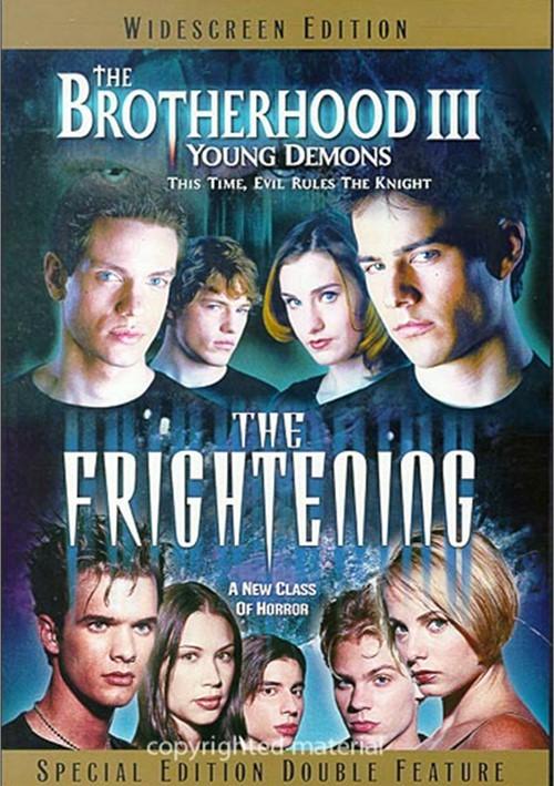 Brotherhood III, The/ The Frightening (Double Feature)