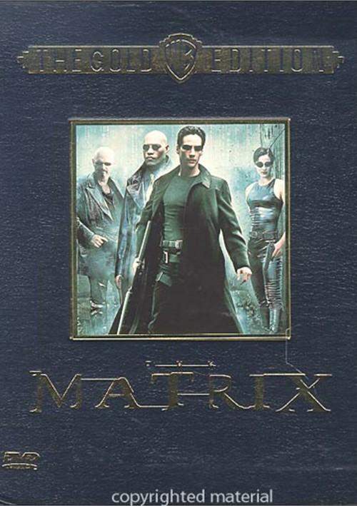 Matrix, The: Gold Collectors Edition
