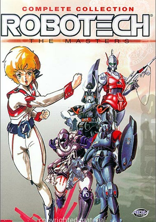 Robotech 7 - 10: The Masters Collection