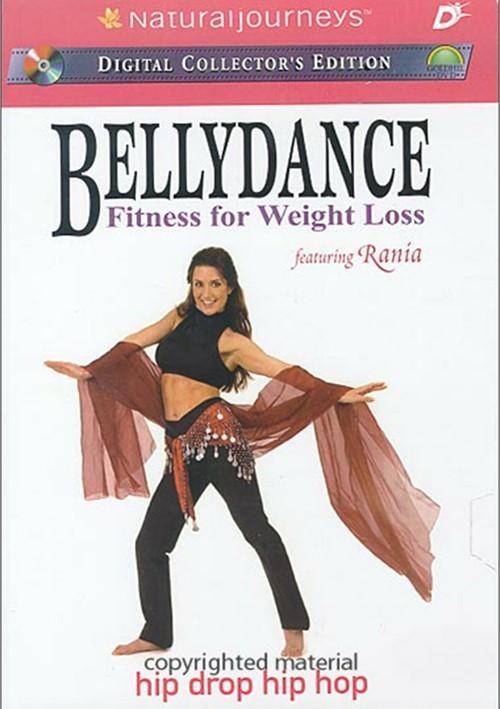 Bellydance Fitness For Weight Loss: Hip Drop, Hip Hop