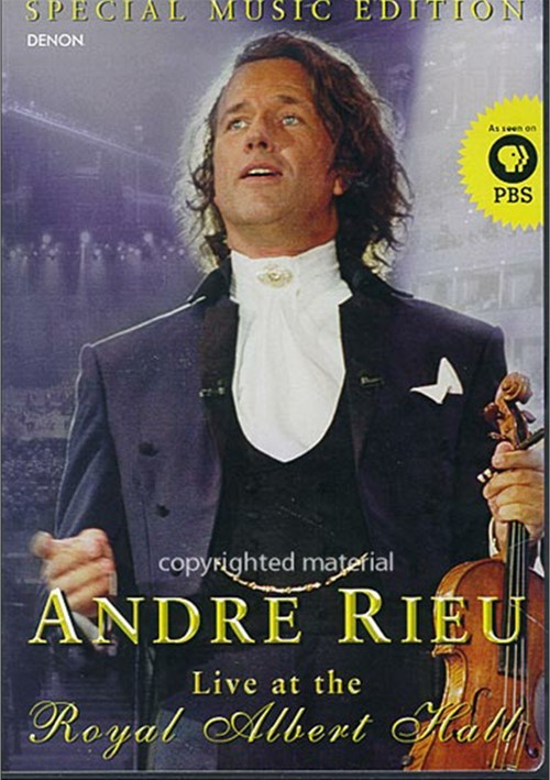 Andre Rieu: Live At Royal Albert Hall