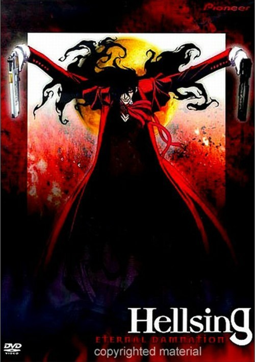 Hellsing: Volume 4 - Eternal Damnation (Limited Edition with Action Figure)