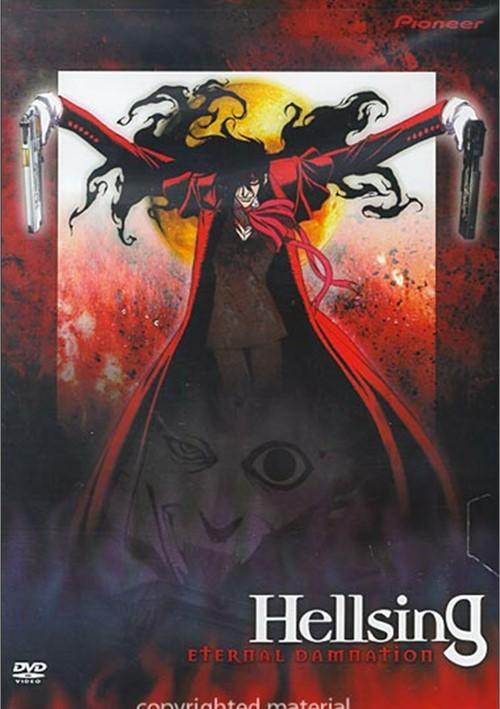 Hellsing: Volume 4 - Eternal Damnation
