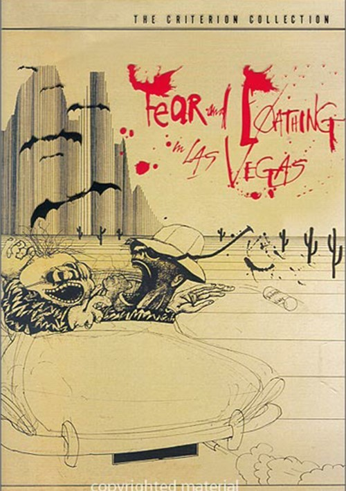 Fear And Loathing In Las Vegas: The Criterion Collection
