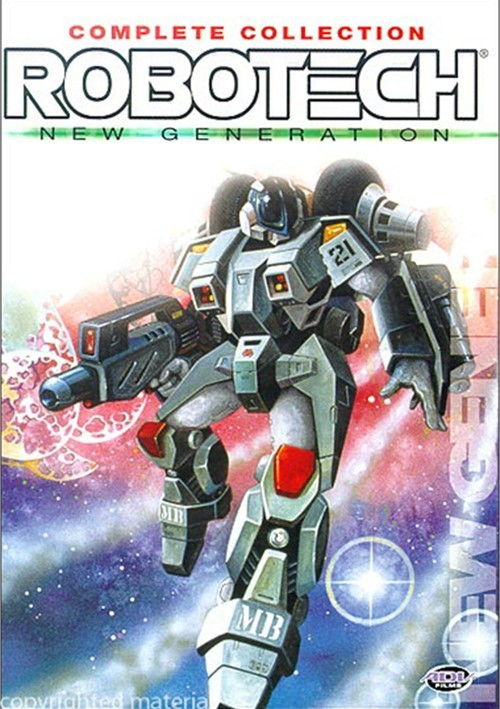 Robotech: New Generation - Complete Collection