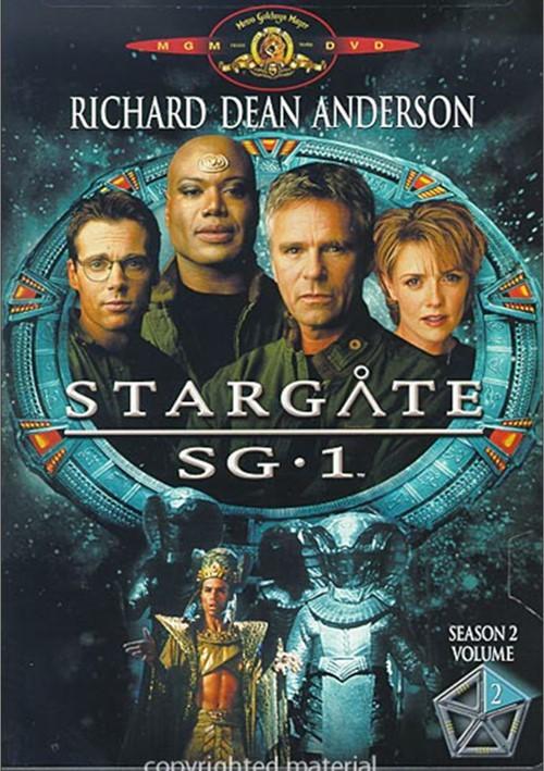 Stargate SG-1: Season 2 - Volume 2