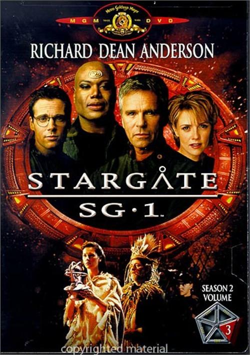 Stargate SG-1: Season 2 - Volume 3