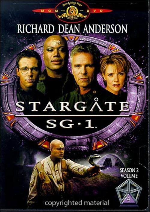 Stargate SG-1: Season 2 - Volume 4