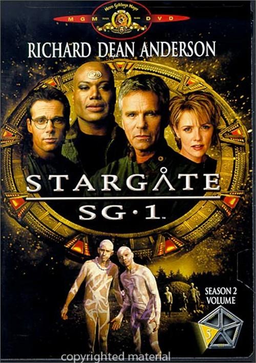 Stargate SG-1: Season 2 - Volume 5