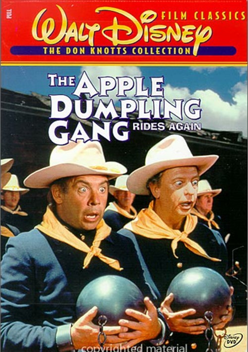Apple Dumpling Gang Rides Again, The