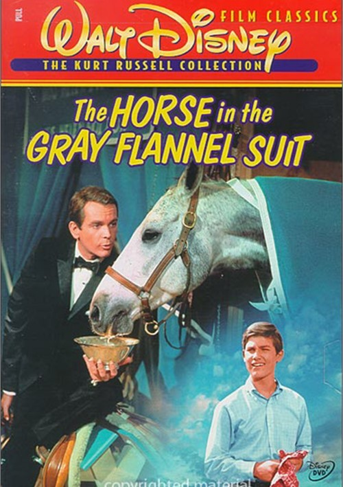 Horse In The Gray Flannel Suit, The