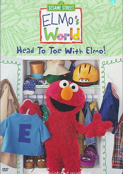 Elmos World: Head To Toe With Elmo!