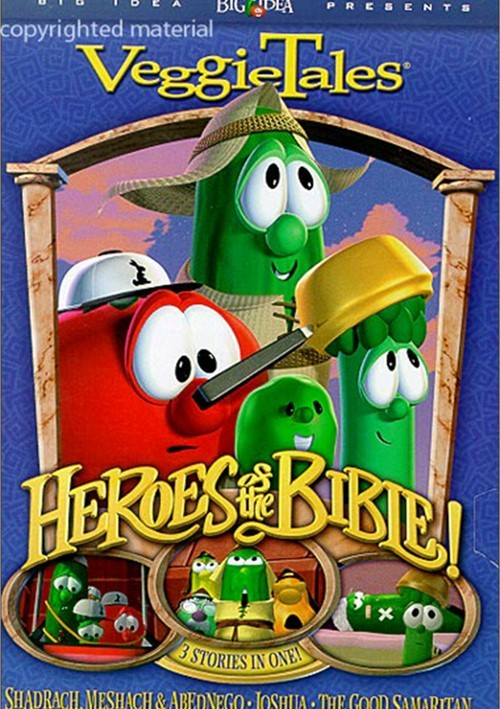 Veggie Tales: Stand Up!  Stand Tall!  Stand Strong!