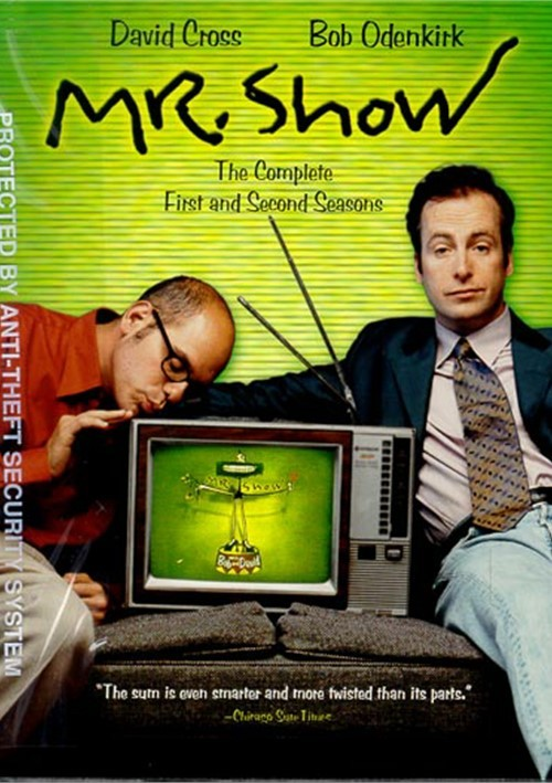 Mr. Show: The Complete First And Second Seasons