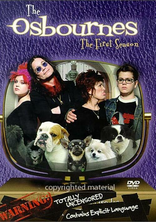 Osbournes, The: The First Season - Uncensored