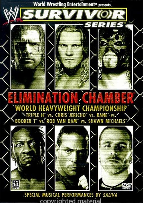 WWE: Survivor Series 2002 - Elimination Chamber