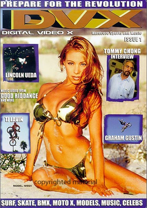 DVX: Digital Video X