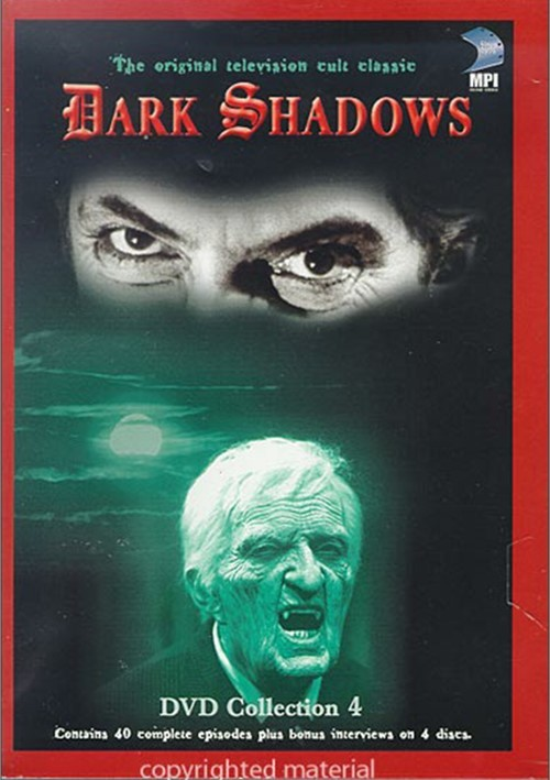 Dark Shadows: DVD Collection 4