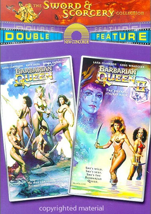 Sword & Sorcery Collection, The: Double Feature