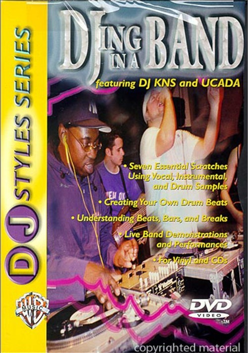 DJ Style Series: DJing In A Band