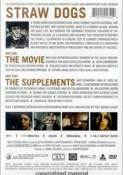 Straw Dogs Movie Review Rotten Tomatoes