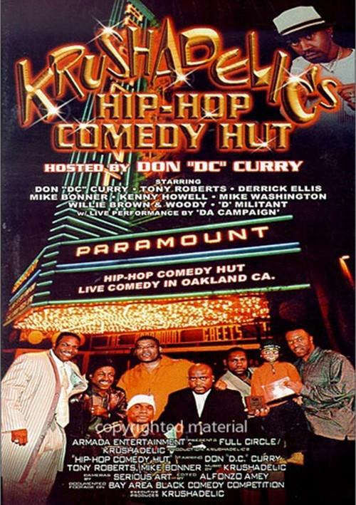 Krushadelics Hip-Hop Comedy Hut