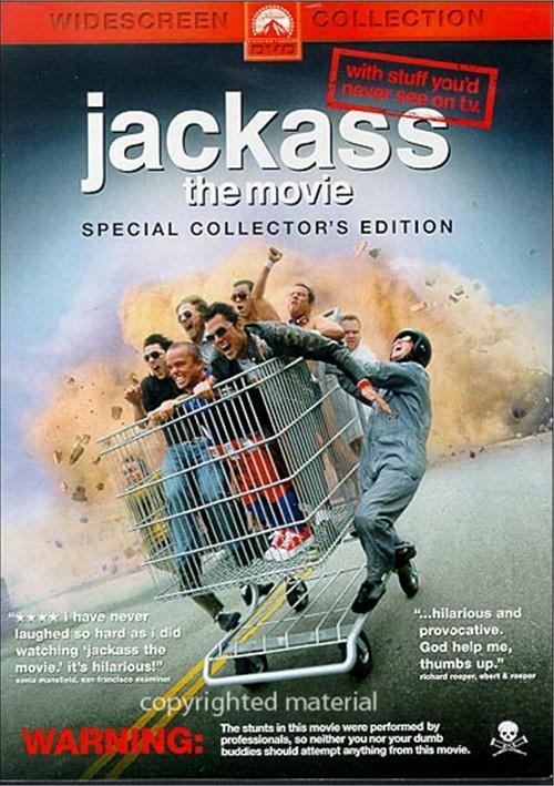 Jackass: The Movie (Widescreen)