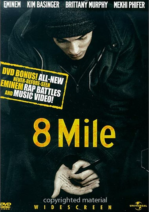 8 Mile (Widescreen)