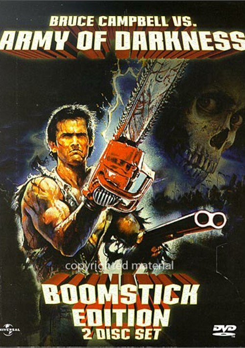Army Of Darkness: Boomstick Edition