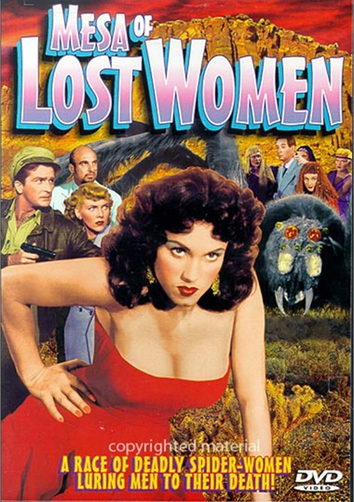 Mesa Of Lost Women (Alpha)