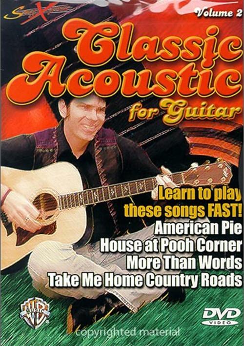 SongXpress: Classic Acoustic Guitar, Vol. 2
